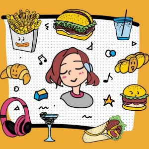 每日一问 : 今天吃什么?