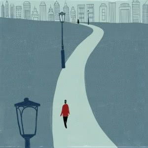 孤寂蓝调,寻找那条属于自己的路