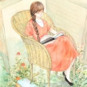 国产轻音:看书的时光要你陪伴