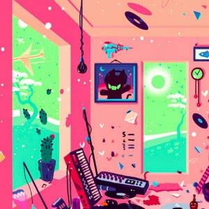 另类摇滚:新浪潮混合电子采样