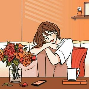 甜蜜问答:喜欢一个人是什么感觉