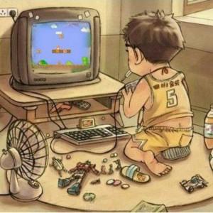 80后美好的童年记忆