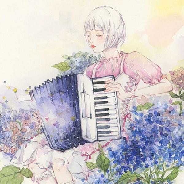 手风琴 | 像一阵轻柔的风拂过面颊